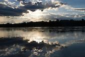 Xingu Indigenous Park, Mato Grosso State, Brazil. Aldeia Morena.