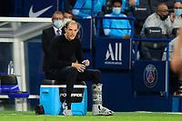 Thomas Tuchel - Entraineur (PSG) <br /> 13/09/2020<br /> Paris Saint Germain PSG vs Olympique Marseille OM <br /> Calcio Ligue 1 2020/2021  <br /> Foto JB Autissier Panoramic/insidefoto <br /> ITALY ONLY