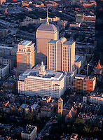 501 Bolyston St., Back Bay, Boston, MA (Philip Johnson (R), Richard Stern (L)