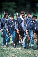Confederate reenactment of the American Civil War 1861-1865