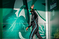 HAMILTON Lewis (gbr), Mercedes AMG F1 GP W12 E Performance, portrait, podium during the Formula 1 Heineken Grande Prémio de Portugal 2021 from April 30 to May 2, 2021 on the Algarve International Circuit, in Portimao, Portugal <br /> FORMULA 1 : Grand Prix Portugal - Essais - Portimao - 02/05/2021 <br /> Photo DPPI/Panoramic/Insidefoto <br /> ITALY ONLY
