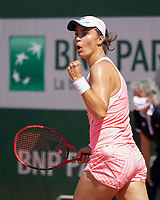 30th May 2021; Roland Garros, Paris, France; French Open Tennis championships, day 1;  Anhelina Kalinina
