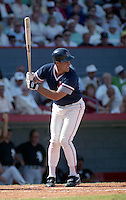 Boston Red Sox Mike Marshall during spring training circa 1991 at Chain of Lakes Park in Winter Haven, Florida.  (MJA/Four Seam Images)