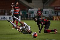 SÃO PAULO, SP 02.03.2019: SANTOS-OESTE - Santos e Oeste em jogo válido pela nona rodada do campeonato Paulista 2019, no estádio Pacaembu, zona oeste da capital. (Foto: Ale Frata/Codigo19)