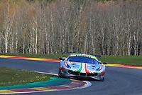 #54 AF CORSE (ITA) FERRARI 488 GTE EVO LMGTE AM - THOMAS FLOHR (CHE) / FRANCESCO CASTELLACCI (ITA) / GIANCARLO FISICHELLA (ITA)