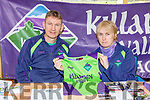Killarney Valley AC Jerh and Jean Courtney at the Kerry Clubs Fair day in Killarney on Sunday
