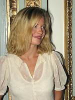 Sept 2, 2002, Montreal, Quebec, Canada<br /> <br /> Maria Bonnevie,<br /> Best Actress award for the movie I AM DINA,<br />  by Ole Bornedal ,at the closing ceremony of the 2002 Montreal World Films Festival, Sept 2 2002, in  Montreal, Quebec, Canada<br /> <br /> <br /> Mandatory Credit: Photo by Pierre Roussel- Images Distribution. (©) Copyright 2002 by Pierre Roussel <br /> <br /> NOTE : <br />  Nikon D-1 jpeg opened with Qimage icc profile, saved in Adobe 1998 RGB<br /> .Uncompressed  Uncropped  Original  size  file availble on request.