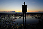 Another Place by Antony Gormley, Crosby Beach