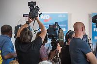 2017/09/18 Politik | AfD | Pressekonferenz zum Islam in Deutschland