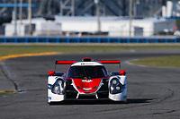 #25 Conquest Racing Ligier JS P3, LMP3: Ross Chouest, Aaron Povoledo