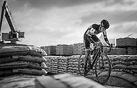 Loes Sels (BEL/Telenet-Fidea)<br /> <br /> Elite Women's Race<br /> Soudal Jaarmarktcross Niel 2016