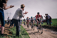 Marcel Sieberg (DEU/Lotto-Soudal)<br /> <br /> 116th Paris-Roubaix (1.UWT)<br /> 1 Day Race. Compiègne - Roubaix (257km)
