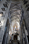St Niklaaskerk - Nicholas Church, Ghent, Belgium, Europe