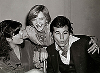 Arnaz Jr. Henderson6852.JPG<br /> New York, NY 1978 FILE PHOTO<br /> Desi Arnaz Jr., Florence  Henderson, Lucy Arnaz<br /> Studio 54<br /> Digital photo by Adam Scull-PHOTOlink.net<br /> ONE TIME REPRODUCTION RIGHTS ONLY<br /> NO WEBSITE USE WITHOUT AGREEMENT<br /> 718-487-4334-OFFICE  718-374-3733-FAX