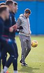 03.03.2020 Rangers training: Steven Gerrard
