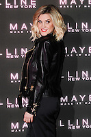 Ashley Roberts<br /> arrives for the Maybelline Bring on the Night party at The Scotch of St James, London<br /> <br /> <br /> ©Ash Knotek  D3231  18/02/2017