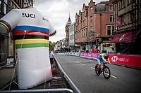 Gal Glivar (SLO)<br /> Men Junior Individual Time Trial<br /> <br /> 2019 Road World Championships Yorkshire (GBR)<br /> <br /> ©kramon