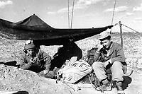 1949 01 WAR - ISRAEL - Operation Horev