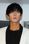 Song Kyung-Il (HISTORY), Aug 26, 2015 : South Korean pop group HISTORY attends the promotional event in Tokyo, Japan on August 26, 2015. (Photo by AFLO)