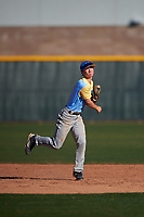 Matthew Hudson during the Under Armour All-America Tournament powered by Baseball Factory on January 19, 2020 at Sloan Park in Mesa, Arizona.  (Zachary Lucy/Four Seam Images)