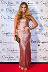 Swedish model Nicoline Artursson attends the 10th anniversary celebration 'CDLC Carpe Diem: 10 years, the birthday' of CDLC Carpe Diem Lounge Club on November 8, 2013 in Barcelona, Spain. (ALTERPHOTOS/Alex Caparros)