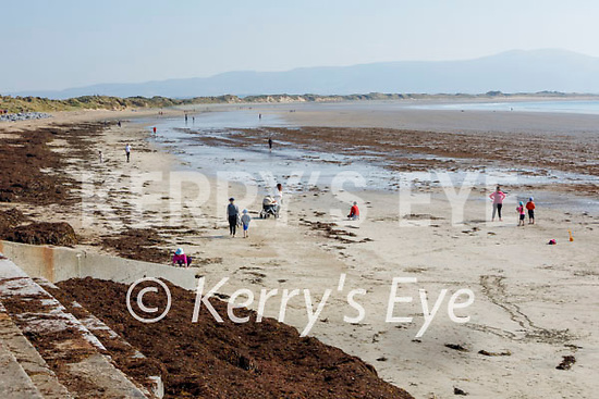 Ballyheigue beach on Saturday