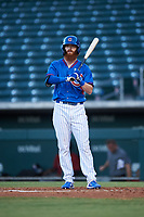 AZL Cubs 2 Grayson Byrd (78) at bat during an Arizona League game against the AZL Dbacks on June 25, 2019 at Sloan Park in Mesa, Arizona. AZL Cubs 2 defeated the AZL Dbacks 4-0. (Zachary Lucy/Four Seam Images)