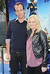 Will Arnett & Amy Poehler at The Dreamworks Animation's Monsters VS. Aliens L.A. Premiere held at Gibson Ampitheatre in Universal City, California on March 22,2009                                                                     Copyright 2009 RockinExposures