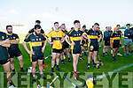 after the Kerry County Intermediate Hurling Championship Final match between Dr Crokes and Tralee Parnell's at Austin Stack Park in Tralee