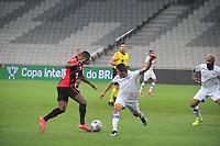 Curitiba (PR), 09/06/2021 - Athletico PR - Avai- Partida entre Athletico PR e Avai válida pela 3ª fase do Copa do Brasil no estádio da arena da Baixada em Curitiba nesta quarta-feira (09).