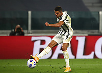 Calcio, Serie A: Juventus - Sampdoria, Turin, Allianz Stadium, September 20, 2020.<br /> Juventus' Juventus' Cristiano Ronaldo scores during the Italian Serie A football match between Juventus and Sampdoria at the Allianz stadium in Turin, September 20,, 2020.<br /> UPDATE IMAGES PRESS/Isabella Bonotto