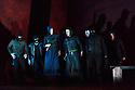 "Buxton International Festival presents ""Macbeth"", by Verdi, at Buxton Opera House, Buxton, Derbyshire.  Picture shows: The chorus."