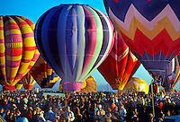 Hot air balloons<br />