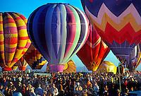 Hot air balloons<br />