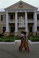 1979  File Photo, Nassau, Bahamas -