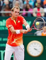 16-09-12, Netherlands, Amsterdam, Tennis, Daviscup Netherlands-Suisse, Thiemo de Bakker