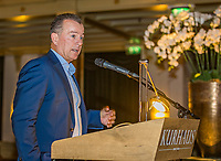 The Hague, The Netherlands, September 13, 2017,  Sportcampus , Davis Cup Netherlands - Chech Republic, Official Dinner, Eric Wilborts KNLTB<br /> Photo: Tennisimages/Henk Koster