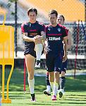 Josh Windass and Ryan Hardie