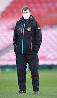 26th March 2021; Kingsholm Stadium, Gloucester, Gloucestershire, England; English Premiership Rugby, Gloucester versus Exeter Chiefs; Rob Baxter Director of Rugby for Exeter Chiefs