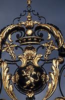 Europe/France/Rhône-Alpes/69/Rhône/Lyon: Parc de la Tête d'Or - Détail de la grille
