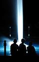30/07/08 - SAINT OURS LES ROCHES - PUY DE DOME - FRANCE - Vulcania. Geyser au Centre Europeen du Volcanisme - Photo Jerome CHABANNE