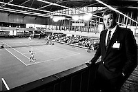 1985, ABN WTT, Toernooi directeur Wim Buitendijk