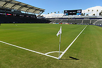 Carson, CA - Thursday August 03, 2017: StubHub Center during a 2017 Tournament of Nations match between the women's national teams of Australia (AUS) and Brazil (BRA) at the StubHub Center.