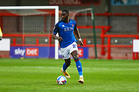 Gime Tour of Carlisle United during Crawley Town vs Carlisle United, Sky Bet EFL League 2 Football at Broadfield Stadium on 21st November 2020