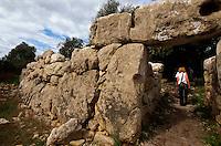 Spanien, Mallorca, Talaiot de Ses Paisses