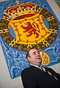 :: FIRST MINISTER ALEX SALMOND AT STIRLING CASTLE TO ANNOUNCE DETAILS OF THE RENAISSANCE ROYAL PALACE OPENING EVENT ::