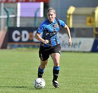 Club Brugge Dames : Lite Pouseele.Foto DAVID CATRY / Vrouwenteam.be