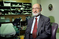 """Henry Morgentaler en 1995<br /> <br /> Montreal (Qc) CANADA , File Photo  of Doctor Henry Morgentaler.<br /> <br /> Morgentaler was named to the Order of Canada on July 1, 2008, recognized """"for his commitment to increased health care options for women, his determined efforts to influence Canadian public policy and his leadership in humanist and civil liberties organizations.Abortion-rights activists applauded the decision, saying Morgentaler put his life and liberty on the line to advance women's rights, while anti-abortion groups strongly criticized the award, saying it debased the Order of Canada. Several members of the order returned their insignias to Rideau Hall in symbolic protest, including Roman Catholic priest Lucien Larré, Gilbert Finn, former Lieutenant-governor of New Brunswick,and the Madonna House Apostolate on behalf of Catherine Doherty.<br /> <br /> On the matter, Prime Minister Stephen Harper said he'd rather see the country's highest civilian award """"be something that really unifies"""" and """"brings Canadians together,while, Liberal Party leader Stephane Dion said, """"Dr. Morgentaler has stood up for a woman's right to choose for his entire career, often at great personal risk,"""" and asked Canadians to respect and celebrate the decision.<br /> <br /> Morgentaler fought the Canadian anti-abortion law from 1967 to the 1982 judgement by Canada's Supreme Court that finally alllowed all women access to abortion perfomed in safe medical conditions.<br /> <br /> <br /> photo : (c) images Distribution"""