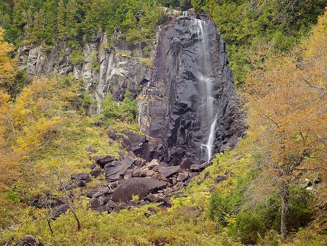 OK Slip Falls in the Adirondacks