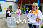 New Tea Party Event: Yvonne Dillon, Bridie Mulvihill & Janie Ryan pictured at the Listowel Family Resource Centre to launch the new tea Party event.